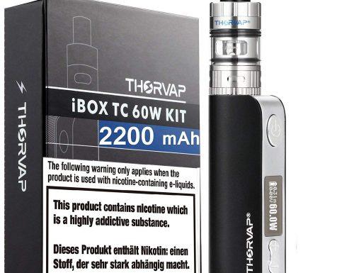 Sigaretta Elettronica, THORVAP IBOX 60W 2200mAh