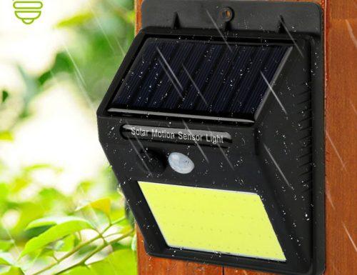 Kit Faretti Solar Power Light